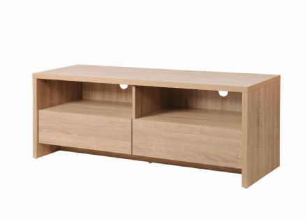 Essentials TV Cabinet with 2 Drawers Sonama Oak